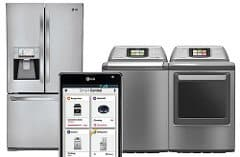 Smart Cool kitchen appliances